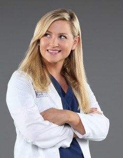 Grey's Anatomy - Dr. Arizona Robbins
