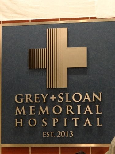 Grey's Anatomy - Grey Sloan Memorial 2013 - #ABCTVEVENT