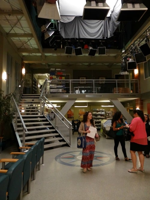 Grey's Anatomy - Set - #ABCTVEVENT