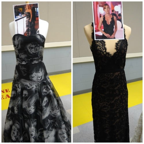 Grey's Tour - Costume - Gowns