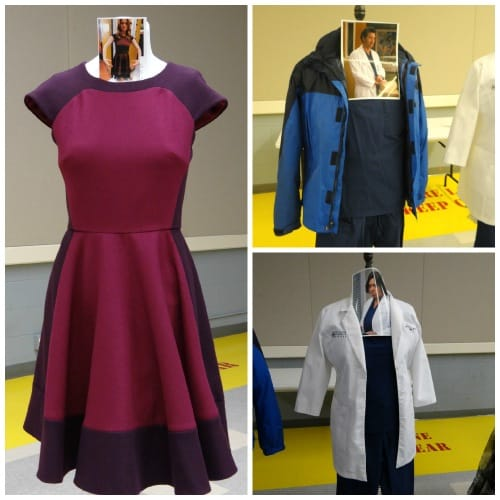 Grey's Tour - Costumes - Dress and Scrubs