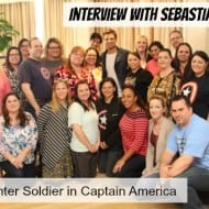 Sebastian Stan is Fast, Strong and has a Metal Arm in Captain America: The Winter Soldier –  #CaptainAmericaEvent