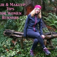 Hair and Makeup Tips for Women Runners