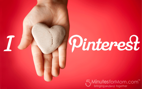 Love Pinterest? Share a Pin in #PinItFriday