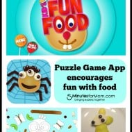 Kids Fun Food App Encourages Healthy Eating