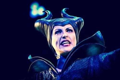 Maleficent - Photo credit Josh Hallett