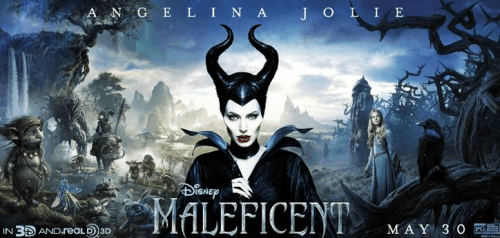 Maleficent Poster - #Maleficent