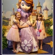 My Girls Met Their Favorite Princess – Sofia The First #DisneySMMoms
