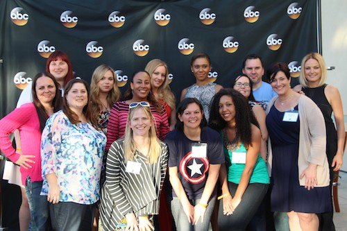 Moms of ABC Group - #ABCTVEVENT