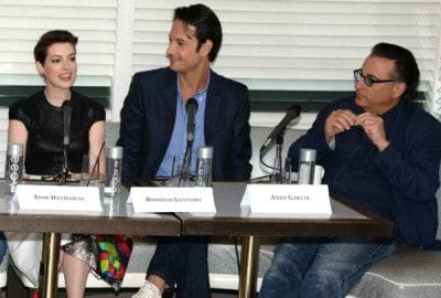 RiO 2 Anne Hathaway Rodrigo Santoro Andy Garcia