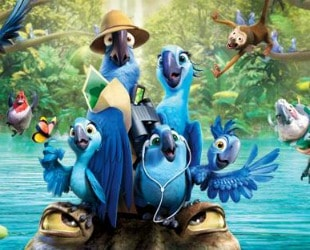 Rio 2 Cast on Traveling with Children