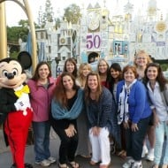 It's a Small World – 50 Years Later #SmallWorld50 #Disneyland
