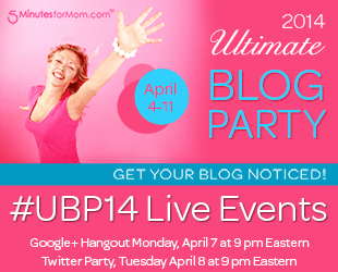Ultimate Blog Party 2014 Live Events