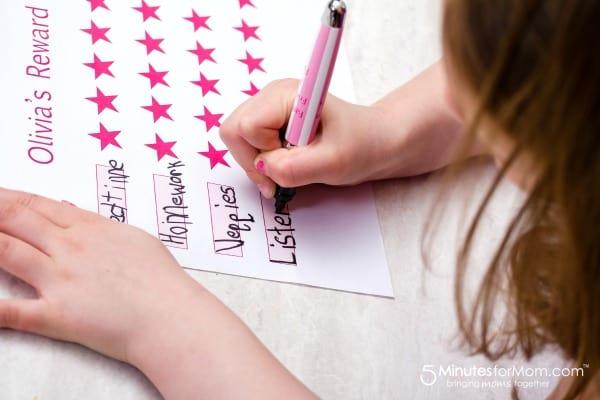 kids-diy-reward-chart