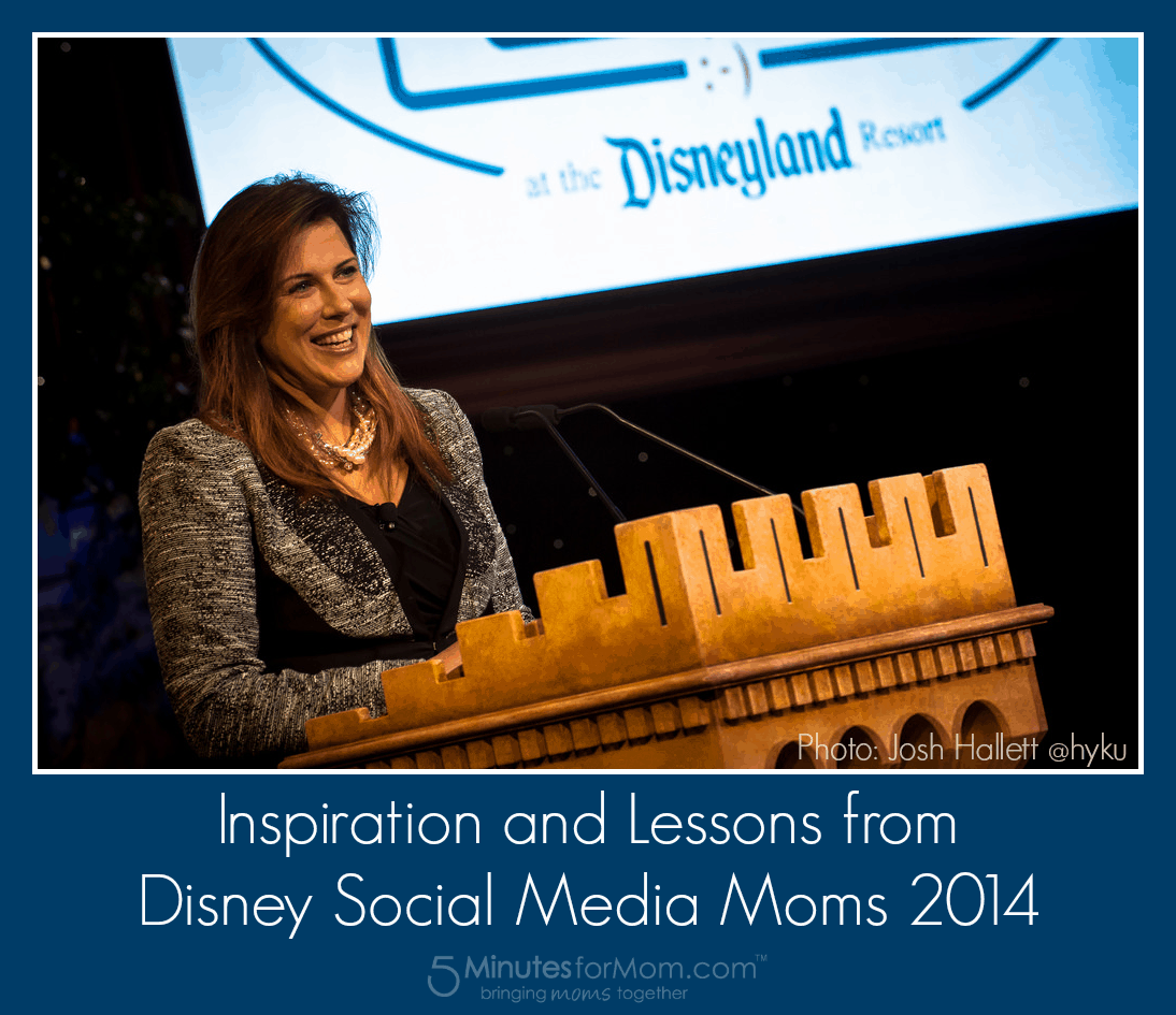 Lessons from DisneySMMoms 2014