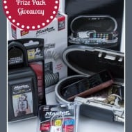 "Spring Safety – Master Lock ""Safe Travel"" Prize Pack Giveaway #LSSS"