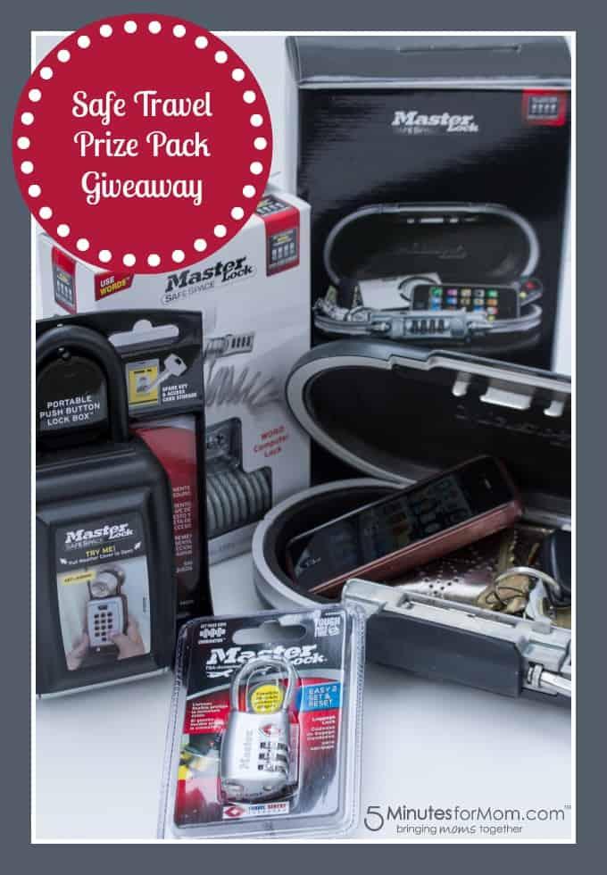 Masterlock Prize Pack