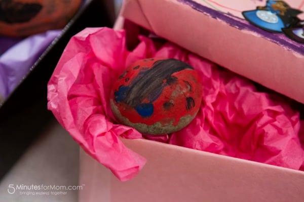 Pet Rock Kids Craft
