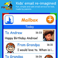 Tocomail is a Safe Way for Kids to Email