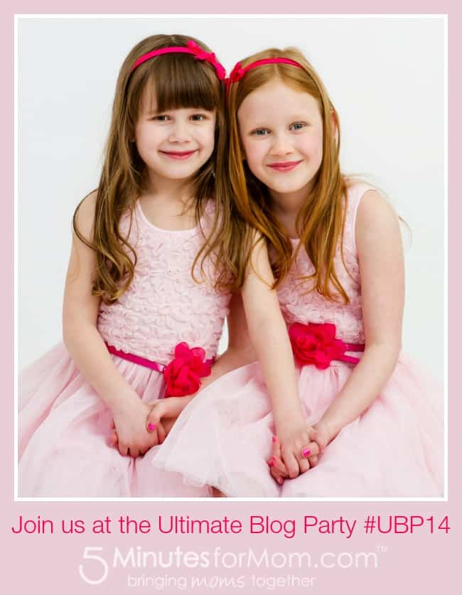 Join us at the Ultimate Blog Party