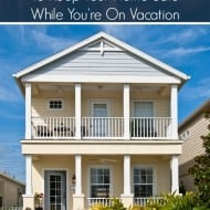 25 Home Security Tips for While You're On Vacation #LSSS