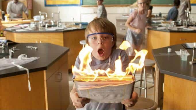 Alexander Notebook Fire