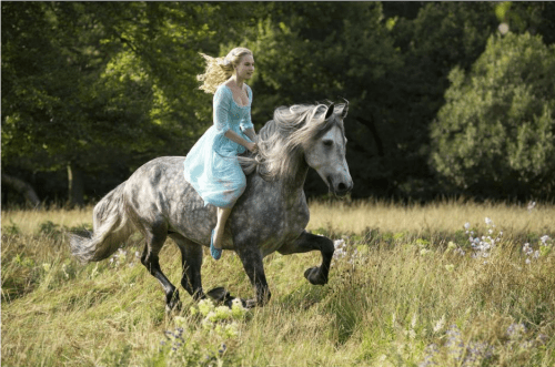 Cinderella Live Action March 2015