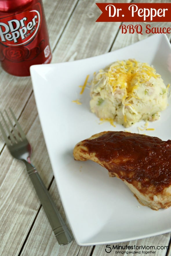 Dr. Pepper BBQ Sauce / by 5 Minutes For Mom #DrPepper #BBQSauce #recipe