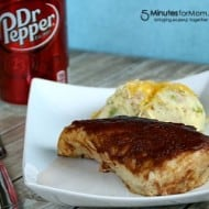 Tangy Dr. Pepper BBQ Sauce