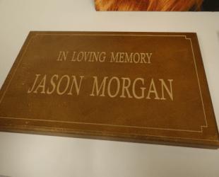 General Hospital Set Tour #ABCTVEVENT - Jason Morgan in Loving Memory