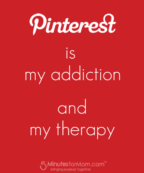 Addicted to Pinterest? Join the Group and Share a Pin in #PinItFriday