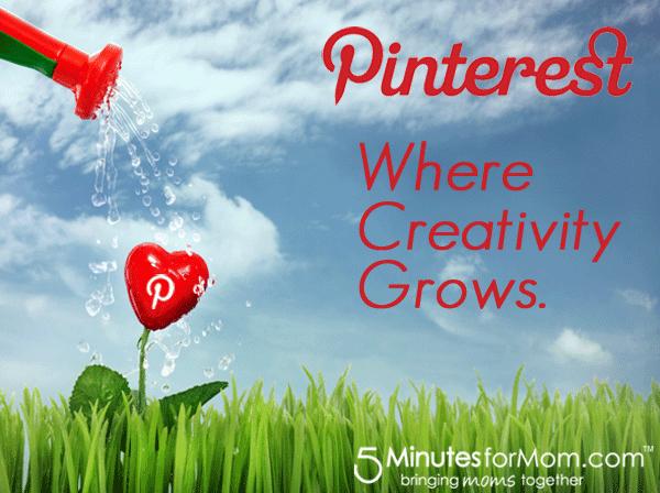 Pinterest - Where Creativity Grows
