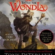 The Search for WondLa #Audiobook Series for Kids, read by Teri Hatcher #Giveaway