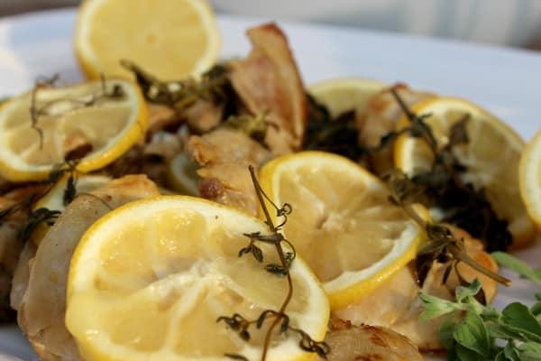 lemon herb chicken 2