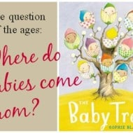 Where Do Babies Come From? The Baby Tree {#Giveaway}