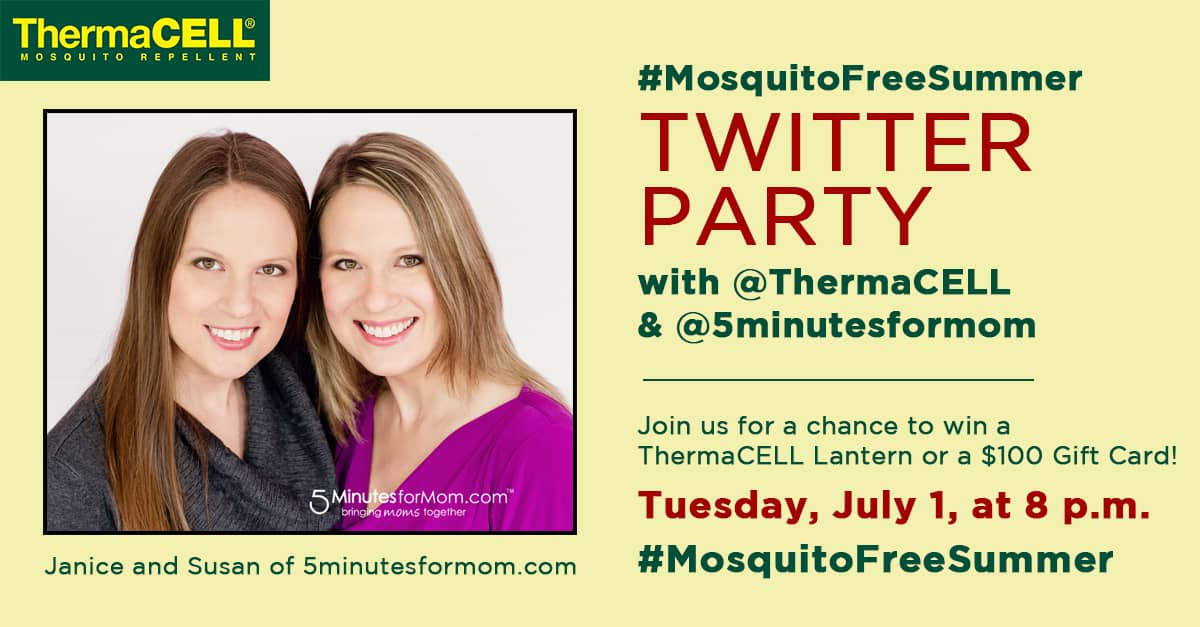 Twitter Party ThermaCELL