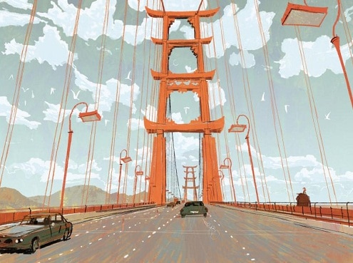 Big Hero 6 San Fransokyoand