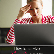 How to Survive Blogger's Jealousy