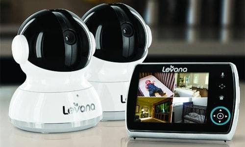 Keera expandable video monitor