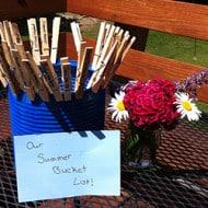 #DIY Summer Bucket List