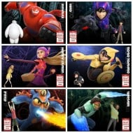 Disney's Big Hero 6 Voice Cast Announced