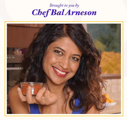 Chef Bal Arneson - #100FootJourney