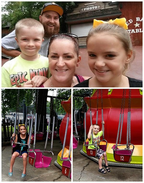 Frontier City Family Fun