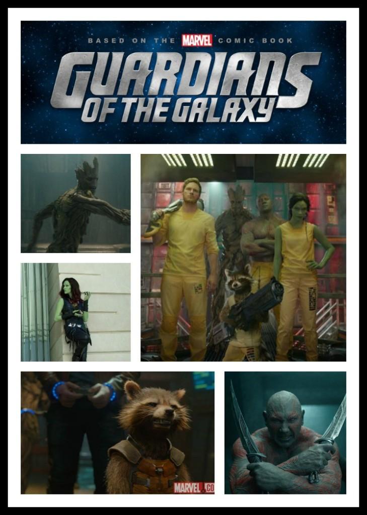 Guardians Collage