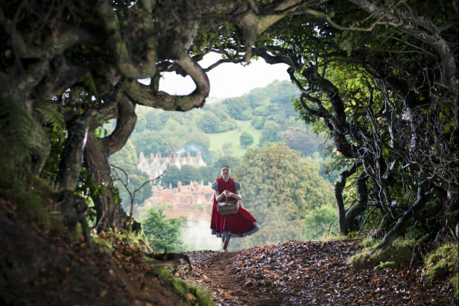 IntoTheWoods_Little Red Riding Hood