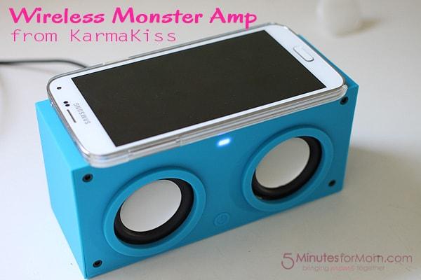 Karma Kiss-Monster Amp