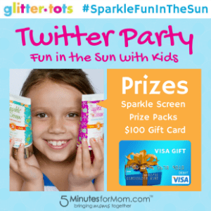 Join #SparkleFunInTheSun Twitter Party