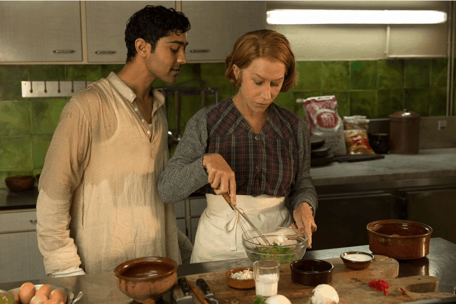 The Hundred Foot Journey - Madame Mallory and Hassan Kadam - #100FootJourney