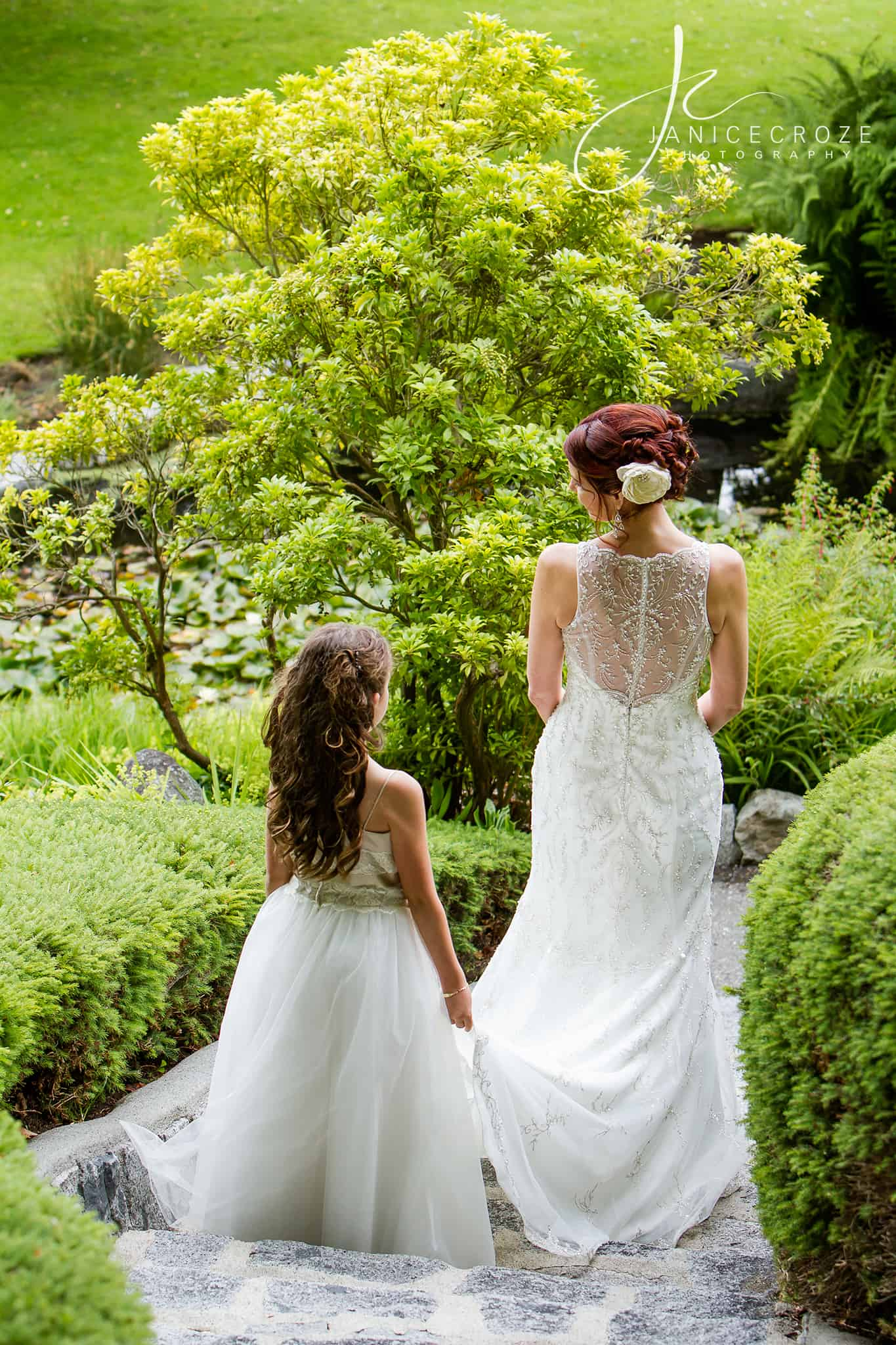 Preppy Flower Girl Dresses - Preppy Wedding Style