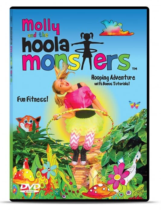 hoola monsters dvd